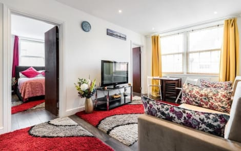 Hotel Central London Apartment