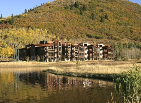 Silver Baron Lodge at Deer Valley Hotel