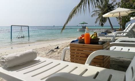 Crown Beach Hotel Maldives