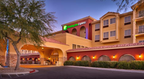 Holiday Inn Express Hotel & Suites Mesquite Hotel