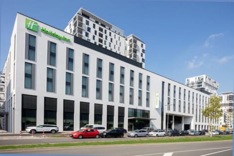 Hotel Holiday Inn Düsseldorf City - Toulouser Allee