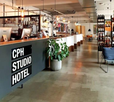 HotelCPH Studio Hotel