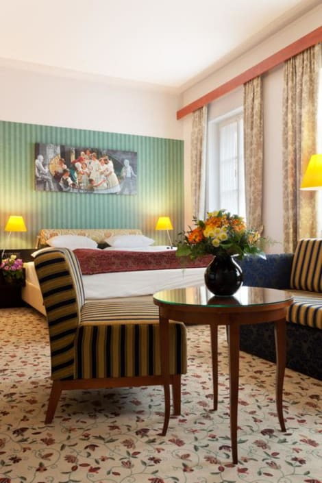 Hotel Grand Hotel Mercure Biedermeier Wien