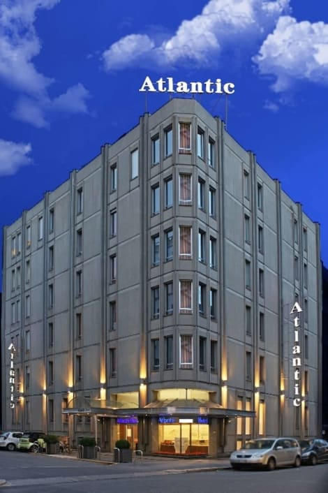 c-hotels Atlantic Hotel
