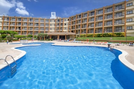 Hotel Apart-hotel GHT Tossa Park