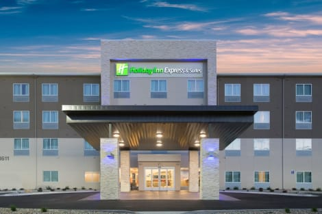 Hotel Holiday Inn Express & Suites RAPID CITY - RUSHMORE SOUTH