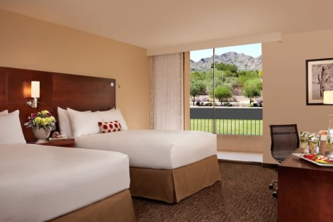 The McCormick Scottsdale Hotel