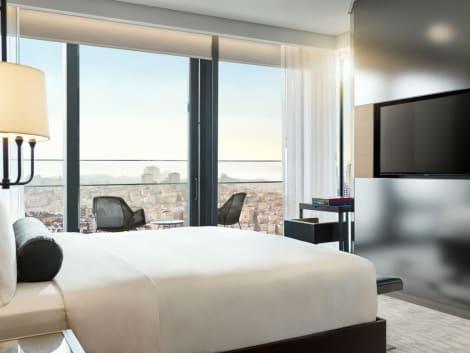 Hotel Fairmont Quasar Istanbul Hotel