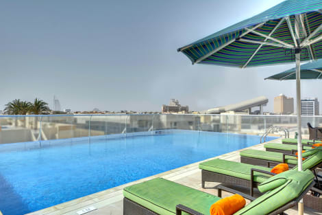 HotelAl Khoory Atrium Hotel