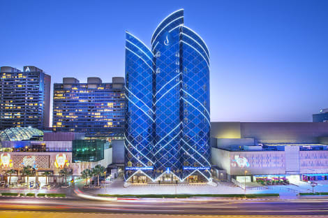 Hotel City Seasons Towers Hotel Bur Dubai