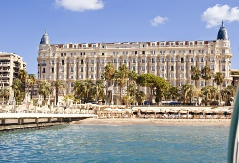 InterContinental Hotels CARLTON CANNES Hotel