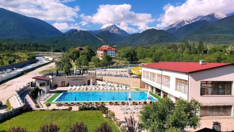 Regnum Bansko Hotel & Thermal pools in Banya Hotel