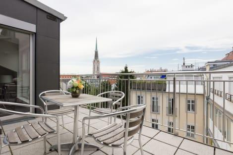 Hotel Rafael Kaiser Premium Apartments