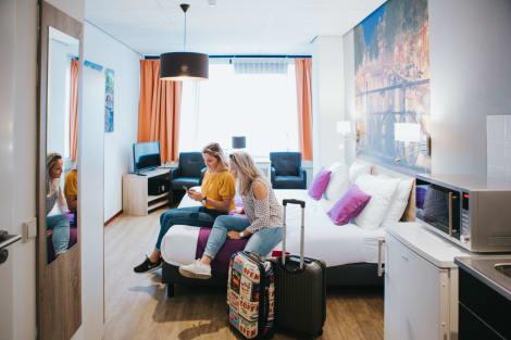 HotelAmsterdam Teleport Hotel