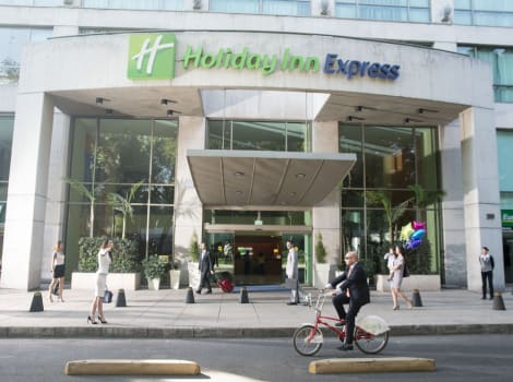 Hotel Holiday Inn Express Mexico-Paseo De La Reforma