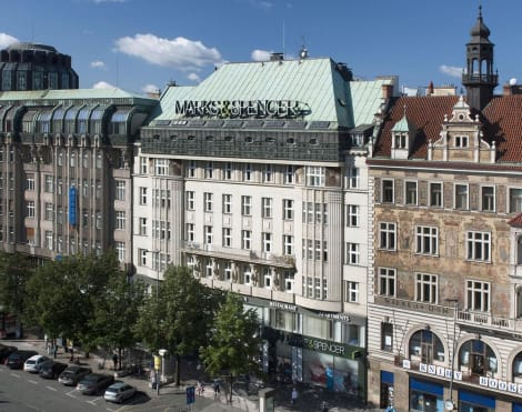 Apartamentos Ea Hotel Apartments Wenceslas Square