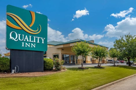 Quality Inn Auburn Campus Area I-85 Hotel