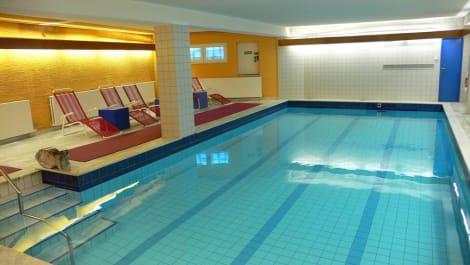 Hotel Meran Hallenbad + Sauna