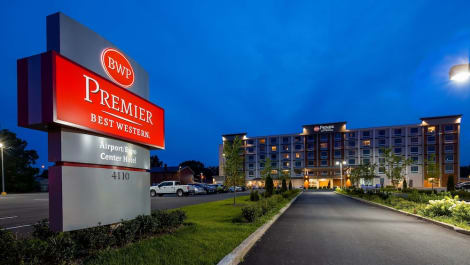Best Western Premier Airport/Expo Center Hotel