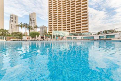 Flamingo Beach Resort Hotel Benidorm From 163 125