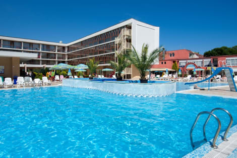 Hotel Mercury - All inclusive Hostel