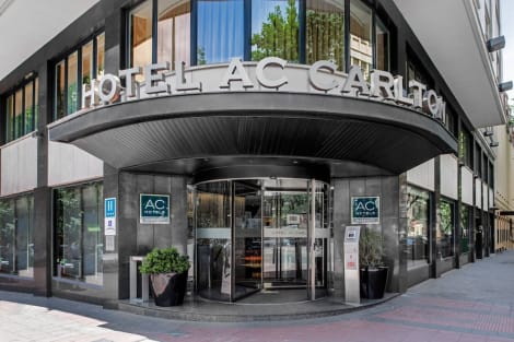 Hotel AC Hotel Carlton Madrid by Marriott