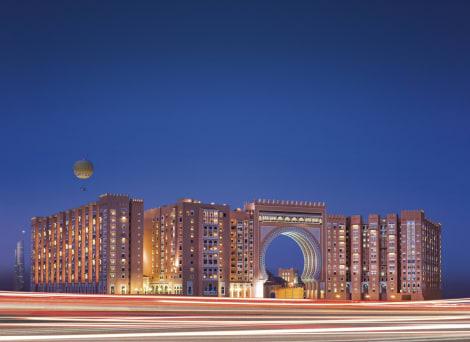 Hotel Movenpick Ibn Battuta Gate Hotel Dubai