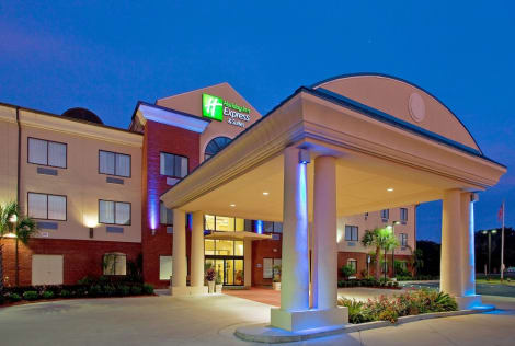 Holiday Inn Express Hotel & Suites Panama City-Tyndall Hotel