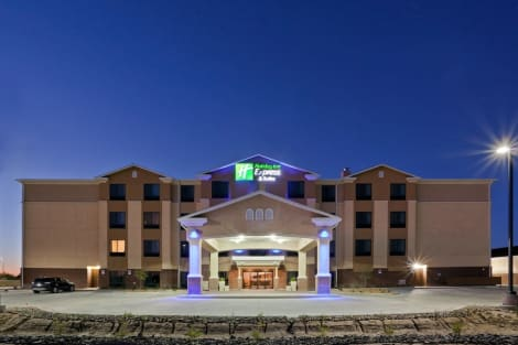 Holiday Inn Express Hotel & Suites Deming Mimbres Valley Hotel