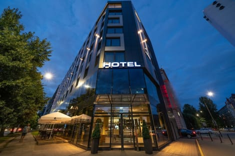 Hotel Q Hotel Plus Wroclaw, BW Premier Collection