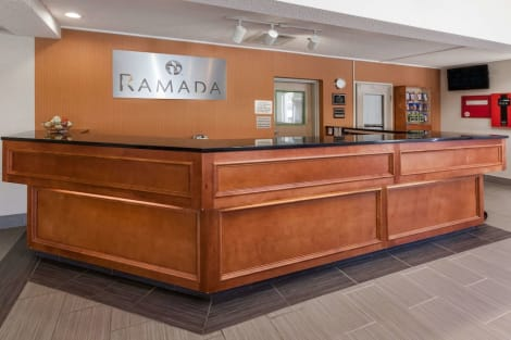 Ramada by Wyndham Canton/Hall of Fame Hotel