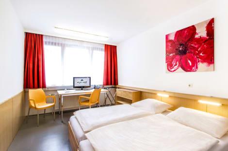 Hotel Allyouneed Hotel Vienna4