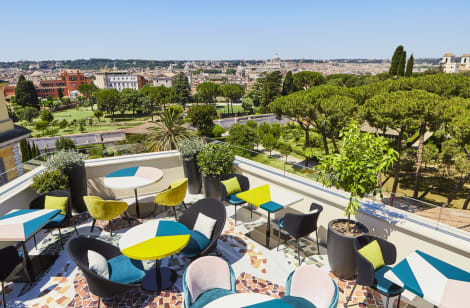 HotelSOFITEL ROMA VILLA BORGHESE
