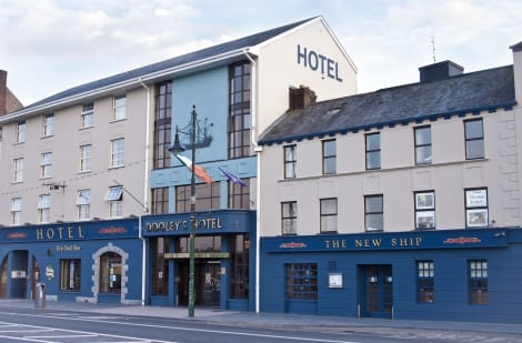 Hotel Dooleys Hotel Waterford City