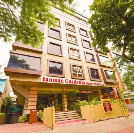 Hotel Sanman Gardenia By Bigtree Hotels