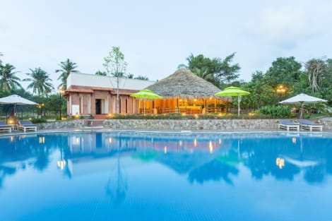 Hotel The Garden House Phu Quoc