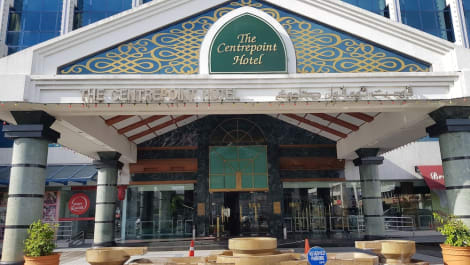Hotel The Centrepoint Hotel, Brunei