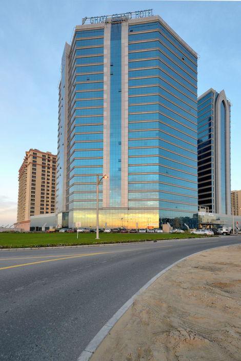 Hotel Ghaya Grand Hotel Dubai