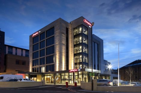 Hotel Hampton by Hilton Dundee City Centre