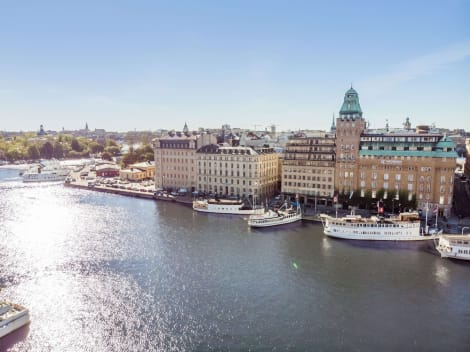 Hotel Radisson Collection, Strand Hotel, Stockholm