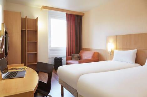 Hotel ibis Marseille Centre Vieux-Port