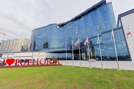 Euphoria Apartments & Residence Batumi