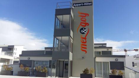Appart-Hôtel Mer & Golf City Bordeaux Bassins À Flot