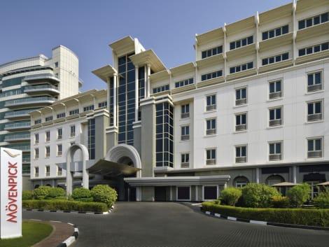 Hotel Movenpick Hotel & Apartments Bur Dubai
