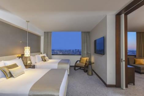 Hotel Fairmont Barcelona Rey Juan Carlos I