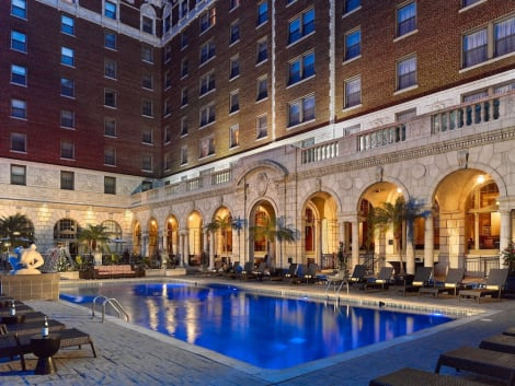 Hotel The Chase Park Plaza Royal Sonesta St. Louis