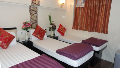 Hotel City HK Guest House