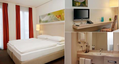 Hotel H+ Hotel Munich