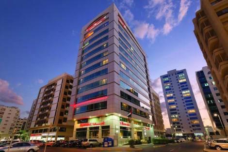 Hotel Ramada By Wyndham Abu Dhabi Downtown