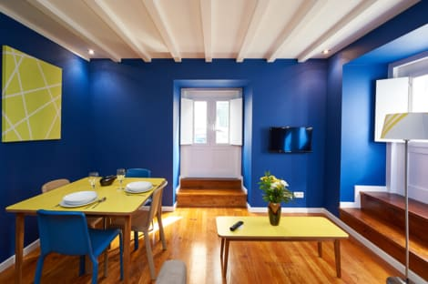 Hotel Hello Lisbon Alfama River Apartments